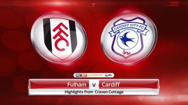 Fulham 2-2 Cardiff