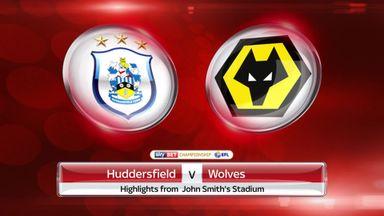 Huddersfield 1-0 Wolves