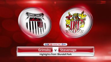 Grimsby 5-2 Stevenage