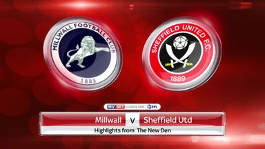 Millwall 2-1 Sheffield United