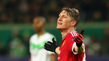 Bastian Schweinsteiger has been frozen out at Manchester United