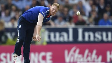 Ben Stokes will add to Eoin Morgan's bowling options
