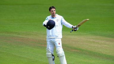 Billy Godleman has signed a new contract with Derbyshire