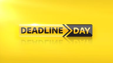 Deadline Day graphic