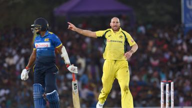 """John Hastings (right) has suffered a """"significant"""" injury"""
