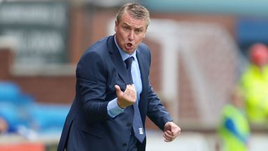 Kilmarnock manager Lee Clark has added three players