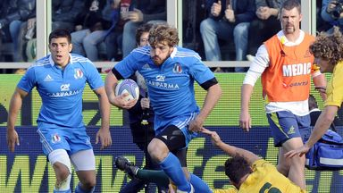 Italy have withdrawn their bid to host the Rugby World Cup in 2023