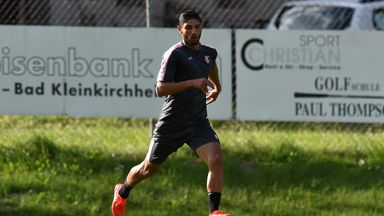 Achraf Lazaar looks set to leave Palermo to join Newcastle