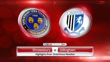 Shrewsbury 2-3 Gillingham
