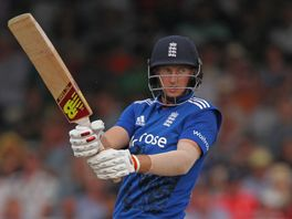 Joe Root during his innings of 89 at Lord's.