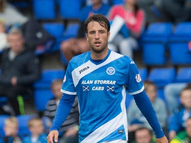 Brad McKay: Has been released by St Johnstone