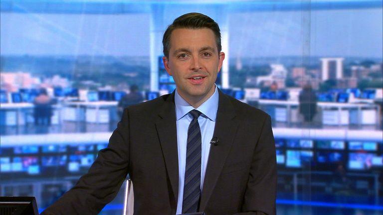 Julian Warren, Soccer Special, Sky Sports