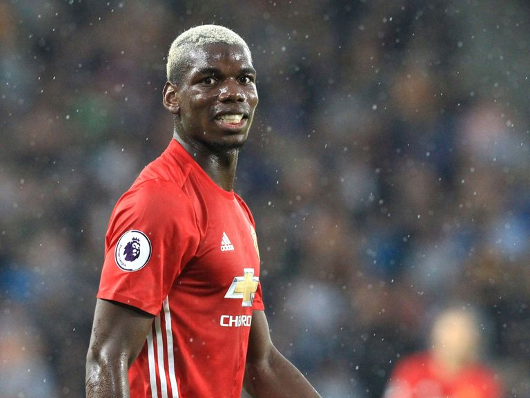 Mourinho insists Pogba's world record fee is not a big deal