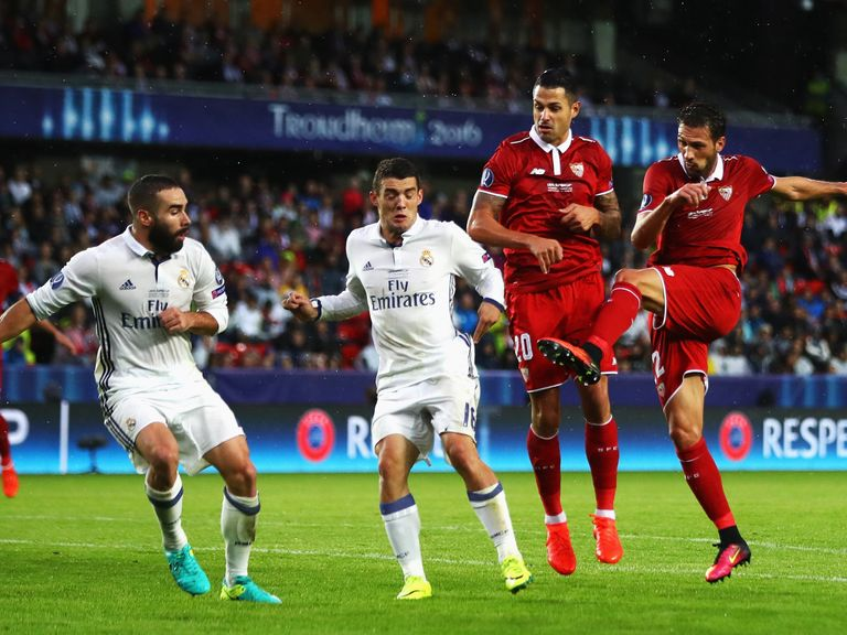 Sevilla FC - Real Madrid