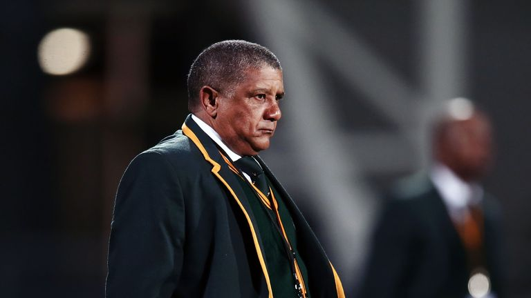 SA Rugby has shown faith in Coetzee despite a disastrous set of results in 2016
