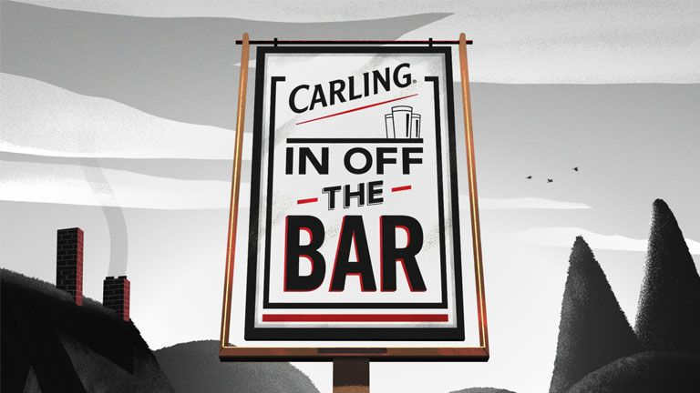 Carling In Off The Bar will be online ahead of Friday Night Football
