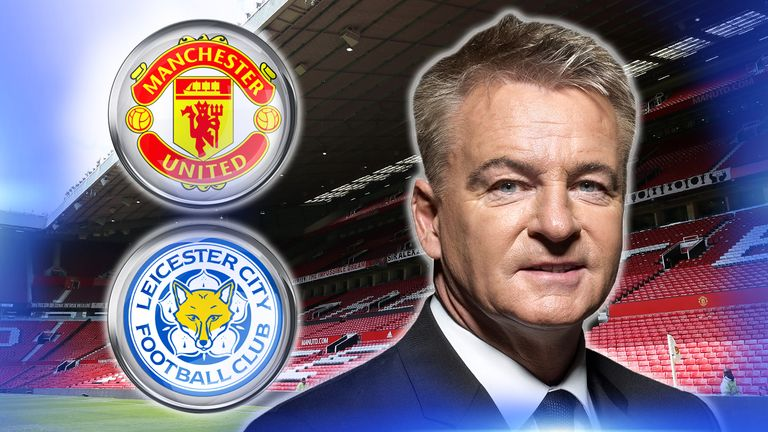 Charlie Nicholas picks his best XI from Man Utd and Leicester