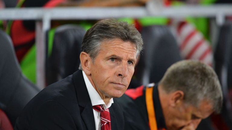 Claude Puel's side have taken four points from the first two games