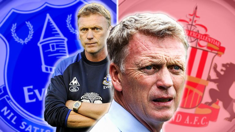 David Moyes faces a huge task to repeat his Everton efforts at Sunderland