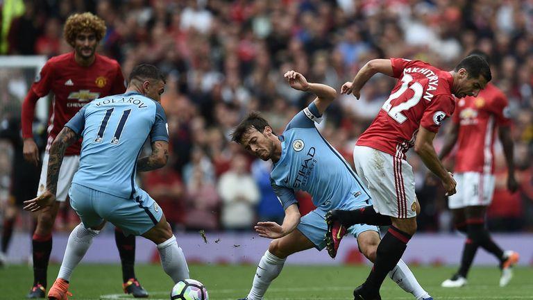Agen Bola Terpercaya - Henrikh Mkhitaryan Harus Menunggu Kesempatan