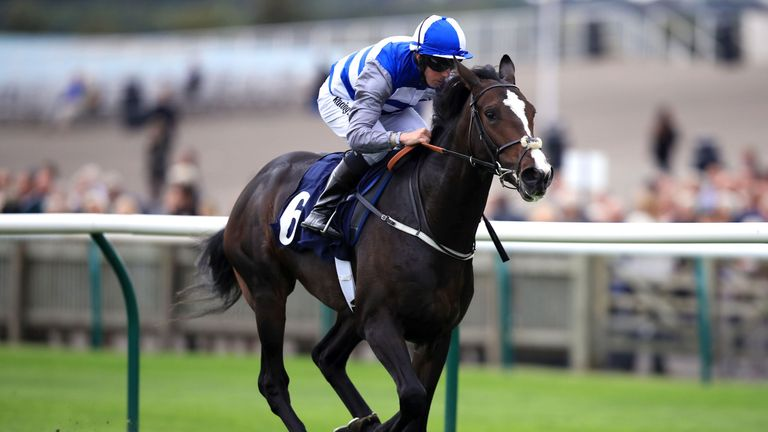 Eminent Won the Craven at Newmarket