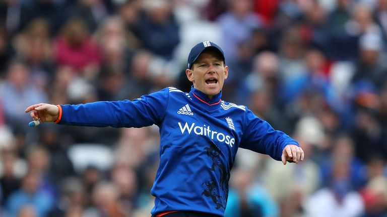 Limited overs captain Eoin Morgan says there are chances for Joe Root to be rested before Champions Trophy