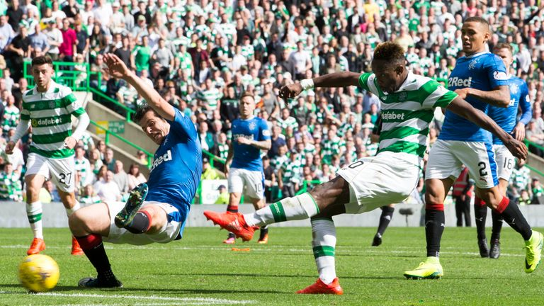The Old Firm clubs will not be included in any revamp of the English structure