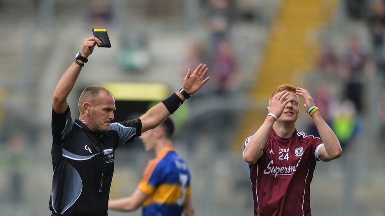 Cork referee Conor Lane will take charge of Sunday's senior decider