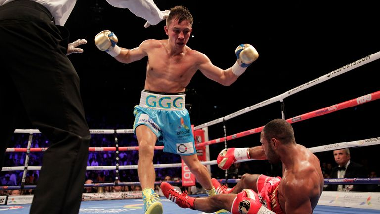 Image result for GGG Brook