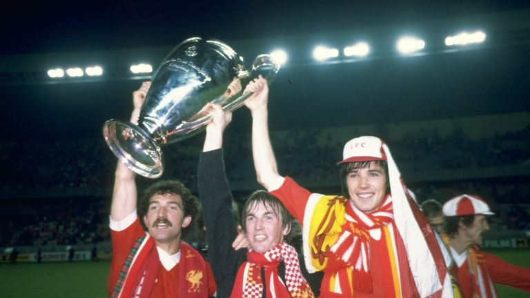Dalglish played for Liverpool between 1977 and 1990, and also managed them in two spells from 1985-91 and 2011-12.