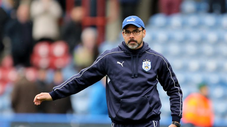 David Wagner's Huddersfield lost for the first time at home in the Sky Bet Championship