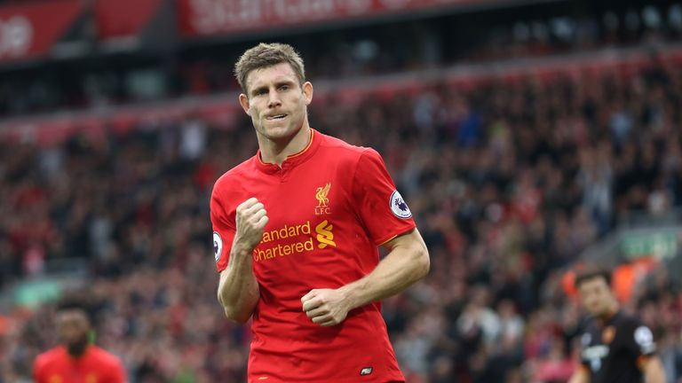 James Milner believes Liverpool are a much different team from last season
