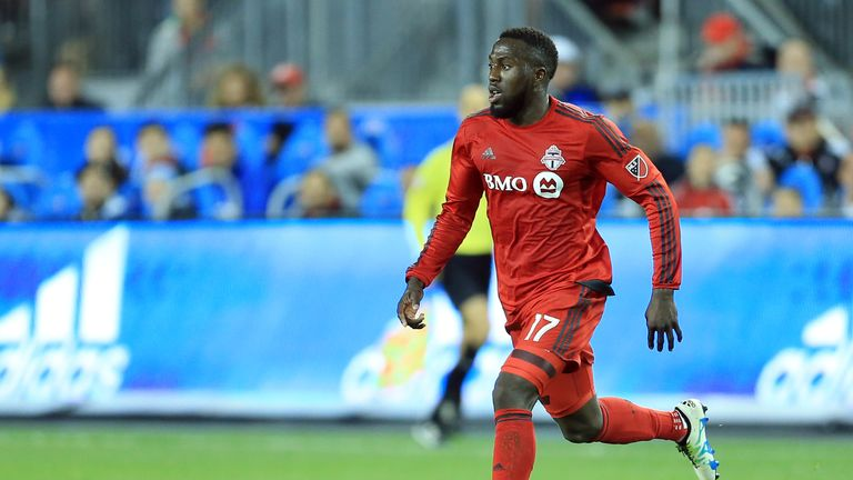 Jozy Altidore struck as Toronto reached the final
