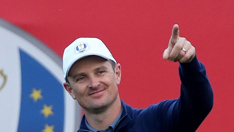 Justin Rose is a genuine rock to have in the team