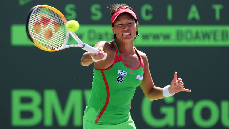 Kimiko Date-Krumm has been sidelined since April following surgery