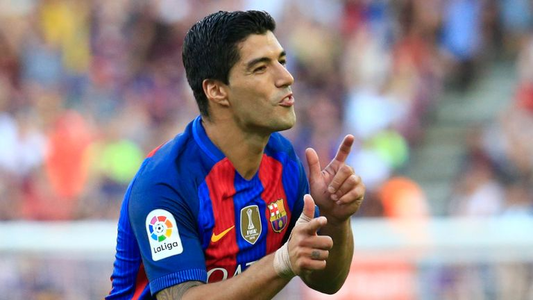 Brendan Rodgers believes Luis Suarez deserves to win the Ballon d'Or