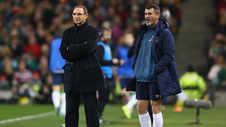 Martin O'Neill and Roy Keane have teamed up well with the Republic of Ireland