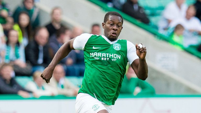 Marvin Bartley is free to play for Hibs this weekend
