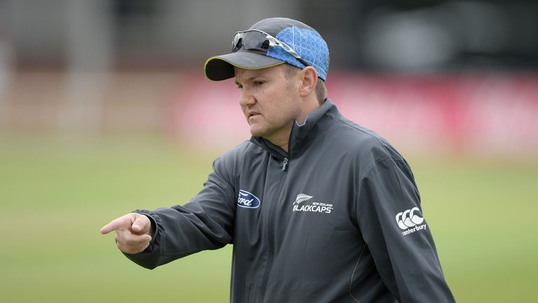 New Zealand coach Mike Hesson expects a tough series against Australia