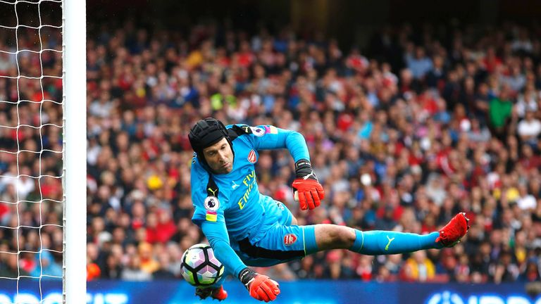 Arsenal's Petr Cech Says There Is Still Plenty Of Room For