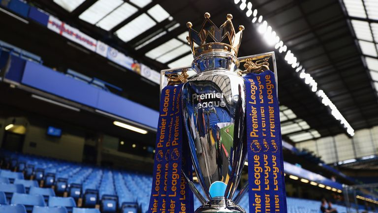 Chelsea have clinched the Premier League title