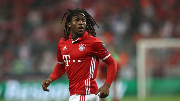 Image result for Renato Sanches win golden boy award