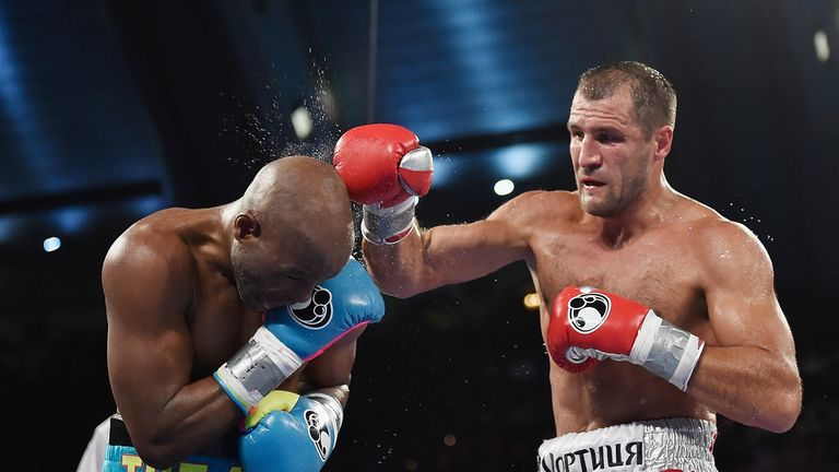 Kovalev (r) will not bully me, says Ward