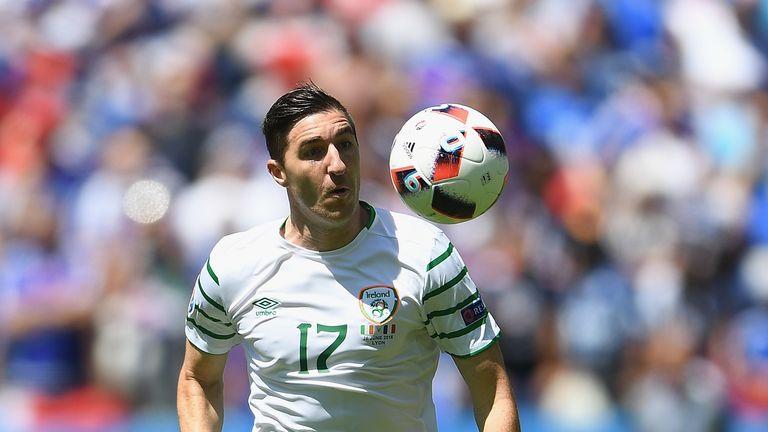 Murphy's first international goal grabs draw for Irish