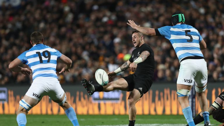 Crotty returns to face Argentina