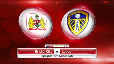 Bristol City 1-0 Leeds