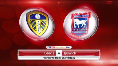 Leeds 1-0 Ipswich