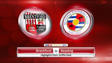Brentford 4-1 Reading