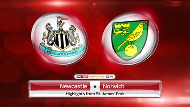 Newcastle 4-3 Norwich