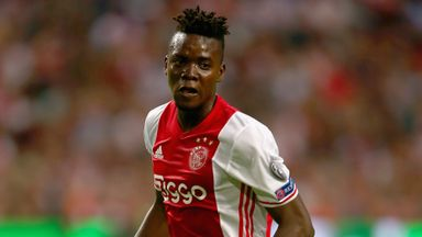 Bertrand Traore scored for Ajax